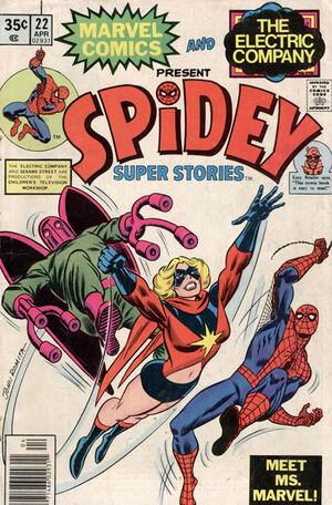 Spidey Super Stories Vol 1 22