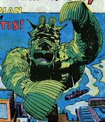 Titan (Atlantean Beast) (Earth-9997) Uncanny Tales Vol 2 12