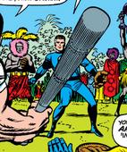 Titanium Bat from Fantastic Four Vol 1 54 001