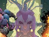 Tri-Sentinel Master Mold (Earth-616)
