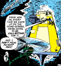 USS Emerson from Marvel Feature Vol 1 3 001