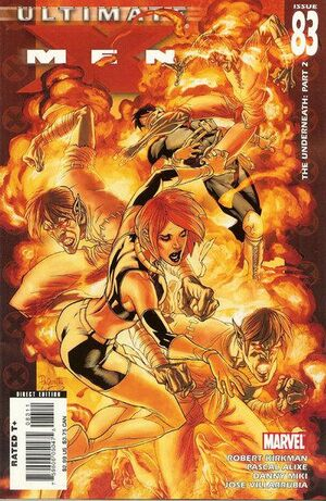 Ultimate X-Men Vol 1 83