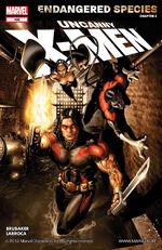 Uncanny X-Men Vol 1 488