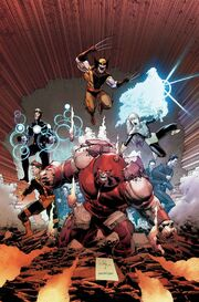 Uncanny X-Men Vol 5 21 Textless