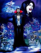 Vampires from Vampires The Marvel Undead Vol 1 1 001