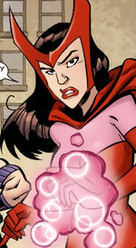 Wanda Maximoff (Earth-20051) from Avengers & the Infinity Gauntlet Vol 1 1 0001