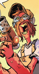 File:Woodro (Earth-616) from Rocket Raccoon Vol 2 3 001.png
