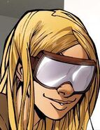 Abigail Boylen (Earth-616) from Avengers The Initiative Vol 1 2 0001