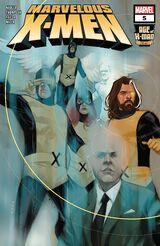Age of X-Man: The Marvelous X-Men Vol 1 5