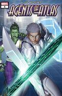 Agents of Atlas Vol 3 4