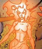 Amara Aquilla (Earth-24201) from X-Tinction Agenda Vol 1 2 001
