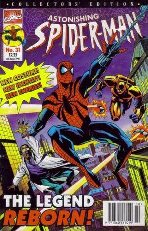 Astonishing Spider-Man Vol 1 31