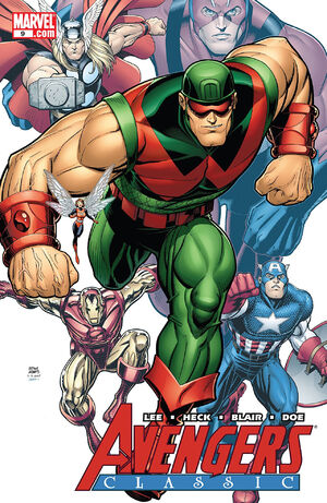 Avengers Classic Vol 1 9