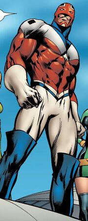 Brian Braddock (Earth-58163) from Uncanny X-Men Vol 1 463 002