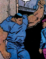 Brute (Earth-616) from Power Pack Vol 1 31