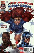 Captain America Vol 2 5 Liefeld Variant