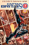 Captain Britain and MI-13 Vol 1 1