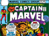 Captain Marvel Vol 1 45