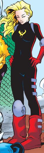 Carol Danvers (Earth-1298) from Mutant X Vol 1 14 0001