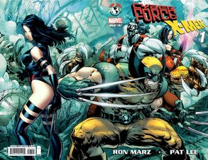 Cyberforce X-Men Vol 1 1