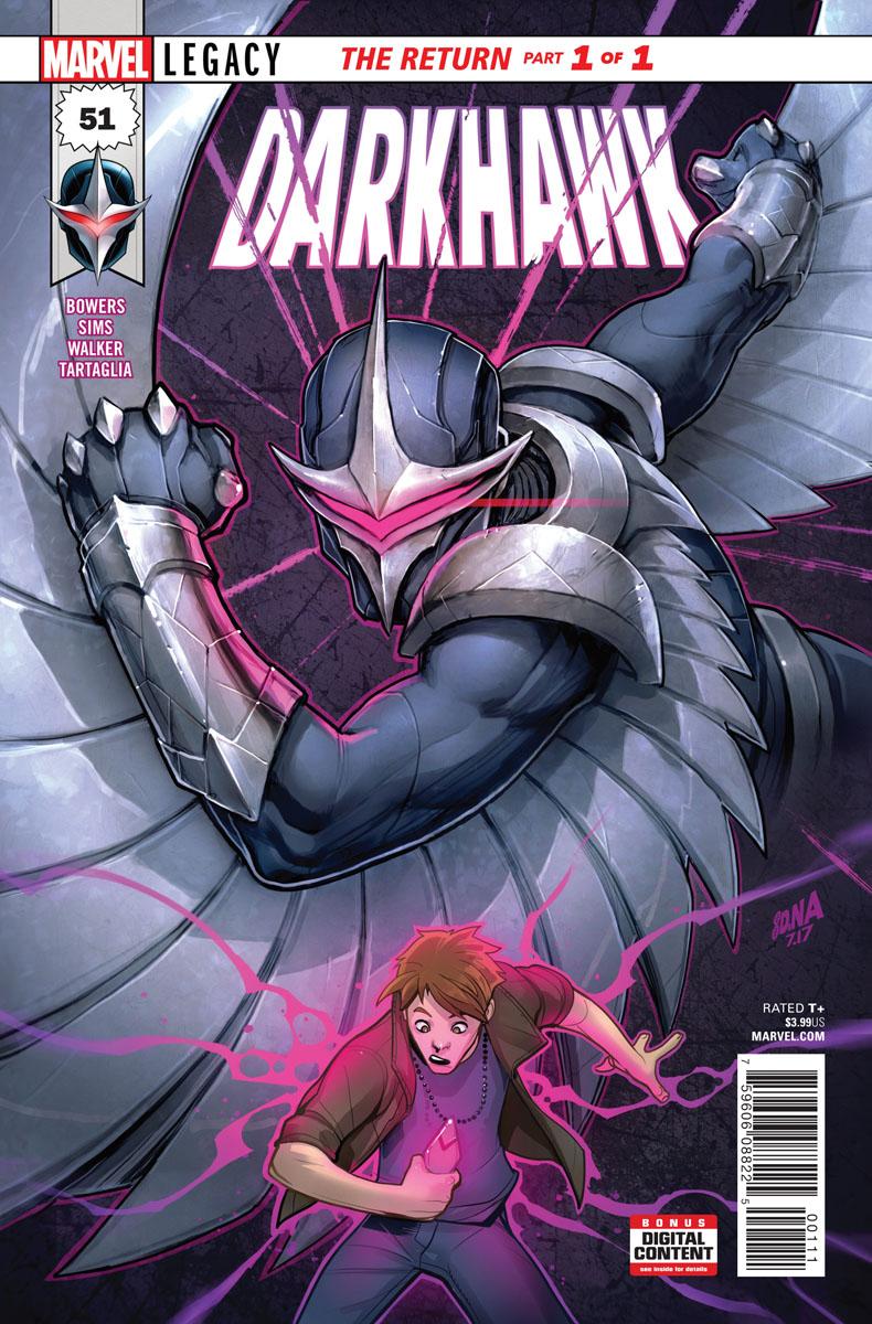 Darkhawk Vol 1 51 Marvel Database Fandom Powered By Wikia