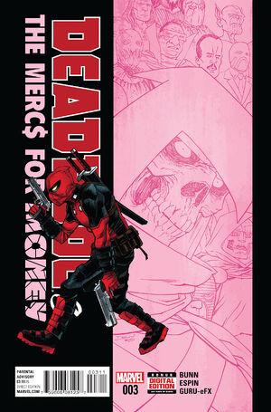 Deadpool & the Mercs for Money Vol 1 3
