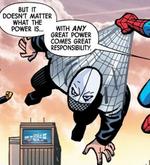 Dmitri Smerdyakov (Earth-12041) in Marvel Universe Ultimate Spider-Man Vol 1 10