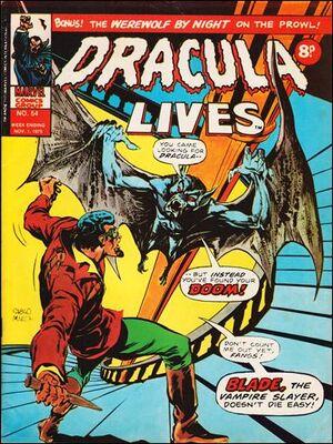 Dracula Lives (UK) Vol 1 54