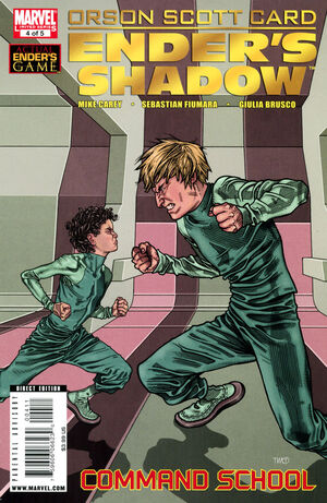 Enders Shadow Command School Vol 1 4