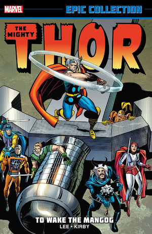 Epic Collection Thor Vol 1 4