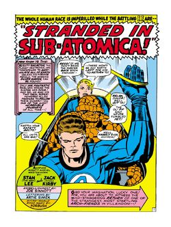 Fantastic Four Vol 1 76 001