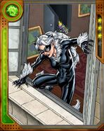 Felicia Hardy (Earth-616) from Marvel War of Heroes 013