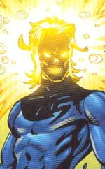 Franklin Richards (Earth-982) from Fantastic Five Vol 2 5 002