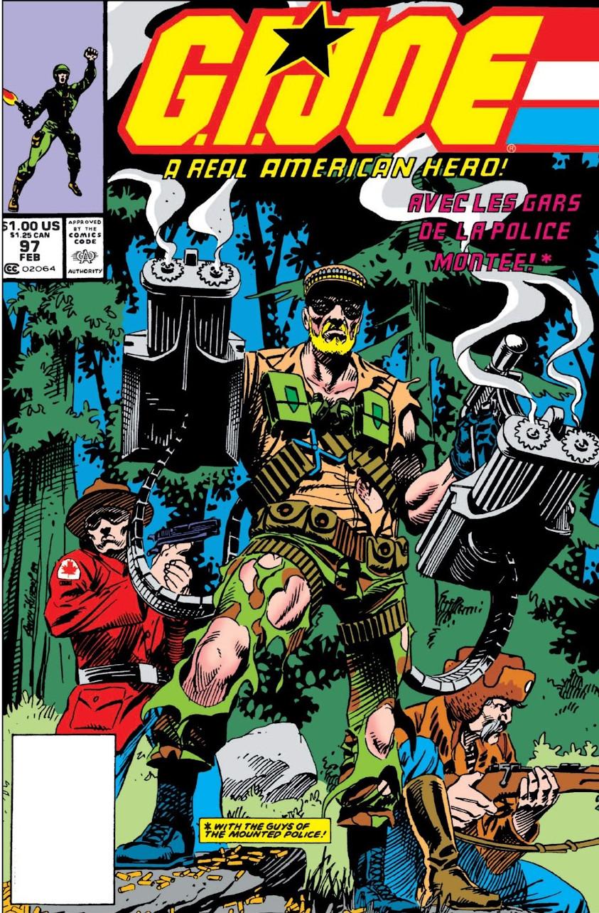 G.I. Joe A Real American Hero Vol 1 97