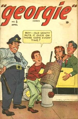 Georgie Comics Vol 1 5