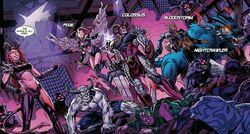 Hex-Men (Earth-616) from X-Men Blue Vol 1 10 001