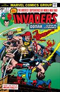 Invaders Vol 1 2