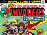 Invaders Vol 1 2