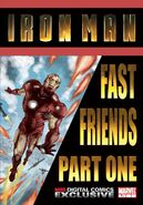 Iron Man Fast Friends Vol 1 1