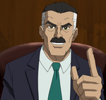 John Jonah Jameson (Earth-12041) 004