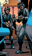 Las Vegas Metropolitan Police Department (Earth-616) from Totally Awesome Hulk Vol 1 7 001