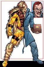 Louis Dexter (Earth-616) from Captain America- America's Avenger Vol 1 1