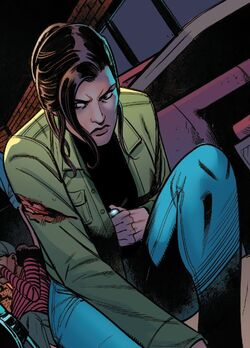 Margaret Carter (Earth-616) from Captain America Vol 9 20 001