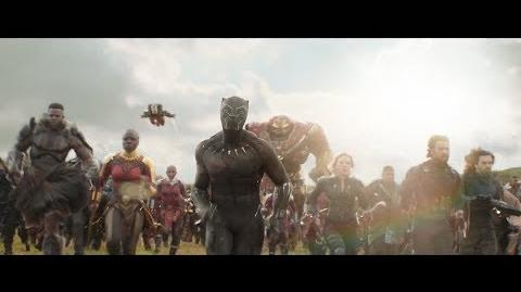 "Marvel Studios' Avengers Infinity War -- ""Chant"" TV Spot 2"