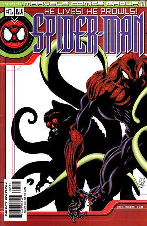 Marvels Comics Group Spider-Man Vol 1 1