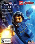 Melinda May (Earth-13122) from LEGO Marvel's Avengers 001