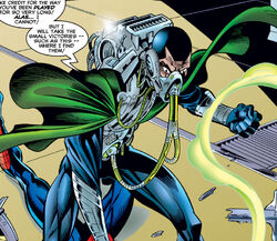 Mendel Stromm (Earth-616) from Amazing Spider-Man Vol 1 412 0001