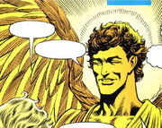 Michael (Angel) (Earth-616) from Midnight Sons Unlimited Vol 1 2 0001