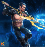 Namor McKenzie (Earth-TRN517) from Marvel Contest of Champions 001