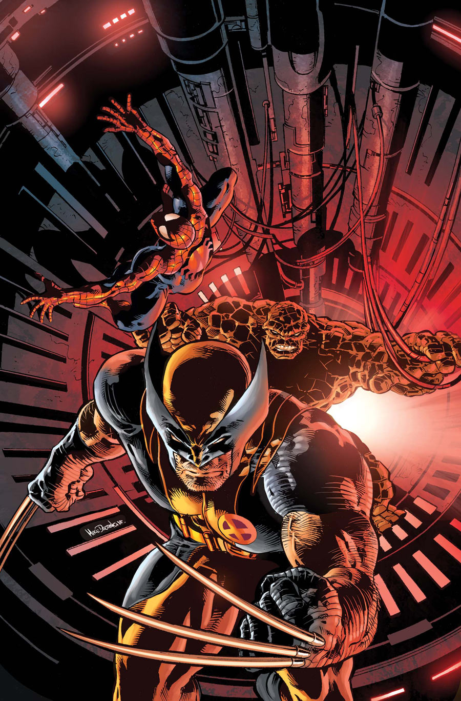 New Avengers Vol 2 11 Textless
